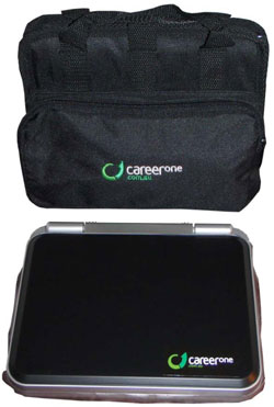 Career One Portable DVD Player