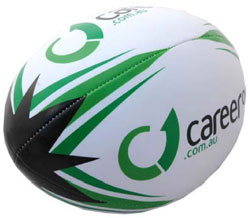 Career One Mini Soft Football