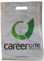 Career One Plastic Bags
