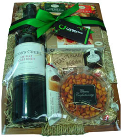 Career One Christmas Hamper